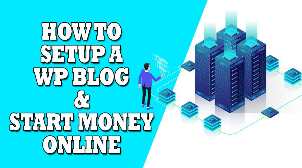 how to start a wp blog